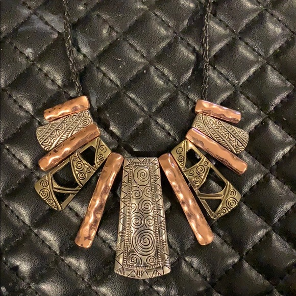Torrid Multi Tone Sun Dancer Necklace